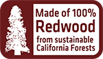 Red Wood Logo