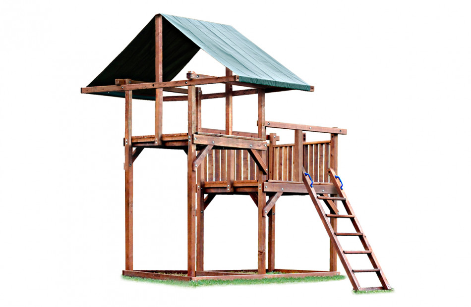 Custom playset designed online