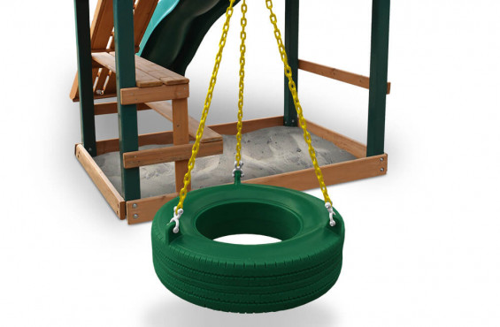 Kid's Tire Swings