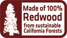 redwood playsets